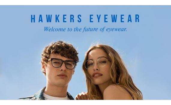 HAWKERS - the future of prescription glasses