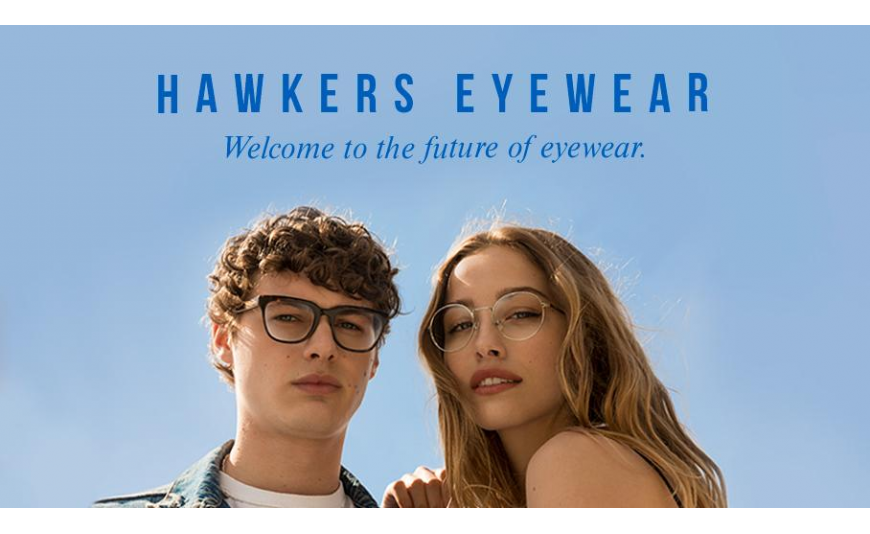 HAWKERS - the future of prescription glasses